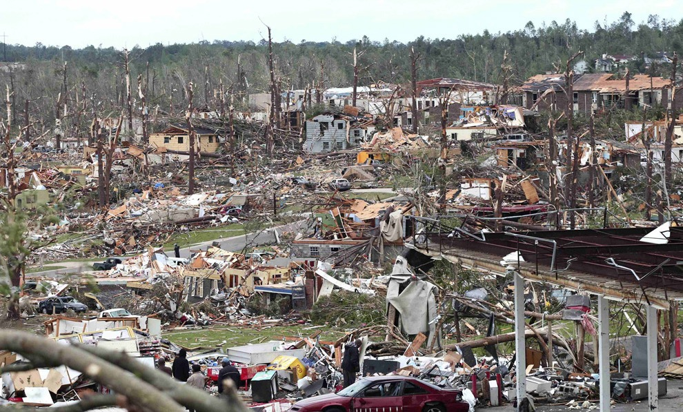 alabama tornado april 2011. April 27, 2011.