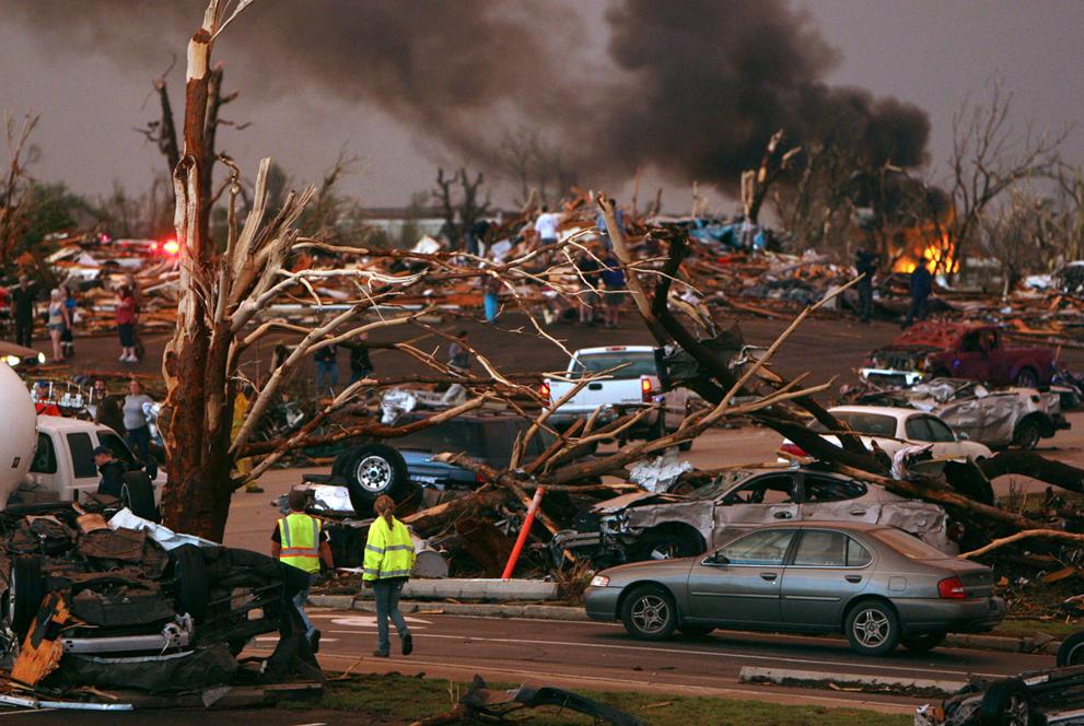 Ef 5 Tornado Ravages Joplin Missouri Meteorologynews Com